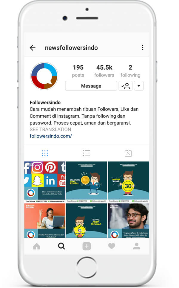 Beli Followers Instagram